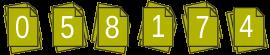 contador web